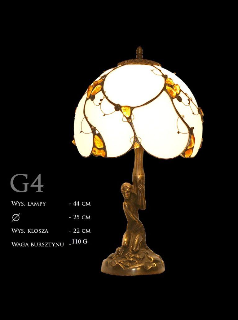 Lampa G4